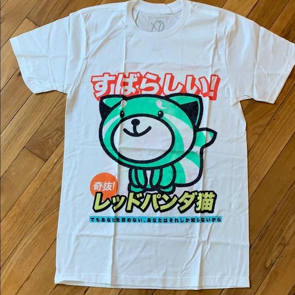 The Weeknd Kissland T-Shirt NWT